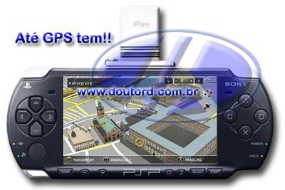 PSP com GPS